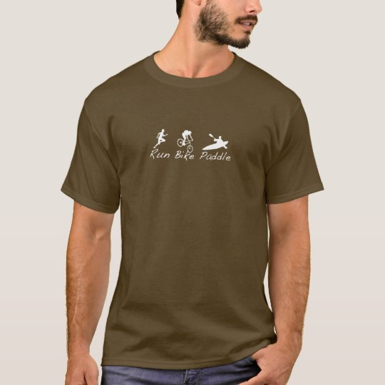 Bike Run Paddle T-Shirt