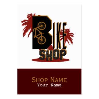 Bike Shop - Business Card