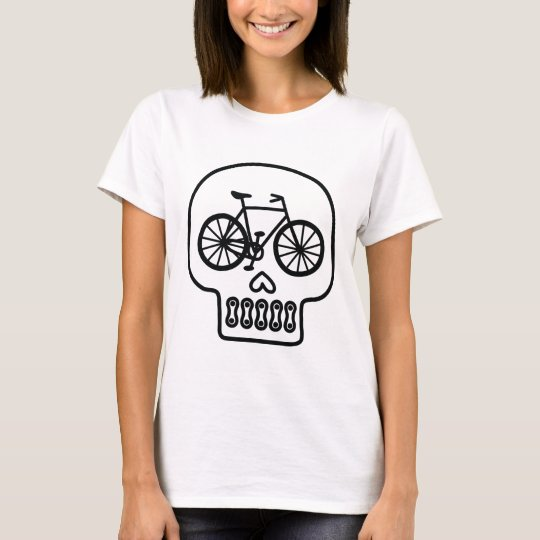 Bike Skull Tee