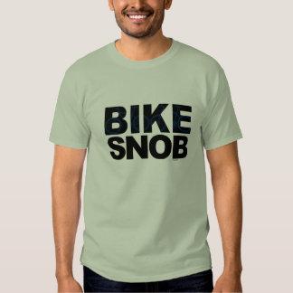 Bike Snob / bicycle snob - blue T Shirt