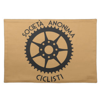 Bike Society Placemat