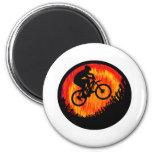 Bike Souls Notice Magnet