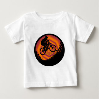 Bike Sun Upper Baby T-Shirt