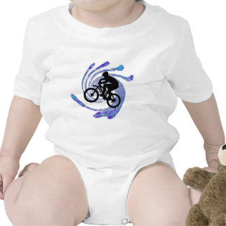 Bike the Nebulae Tee Shirt