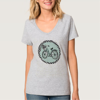 """""""Bike to the Beach 3""""  tee shirt."""