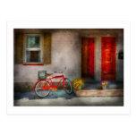 Bike - Welcome, doors open Post Cards