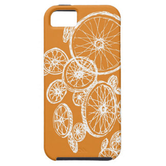 bike wheelin' iPhone 5 cover