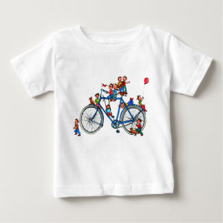 Bike with Kids T-shirt