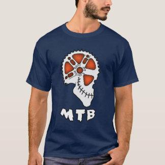 BIKE ZOMBIE SPROCKET HEAD T-Shirt