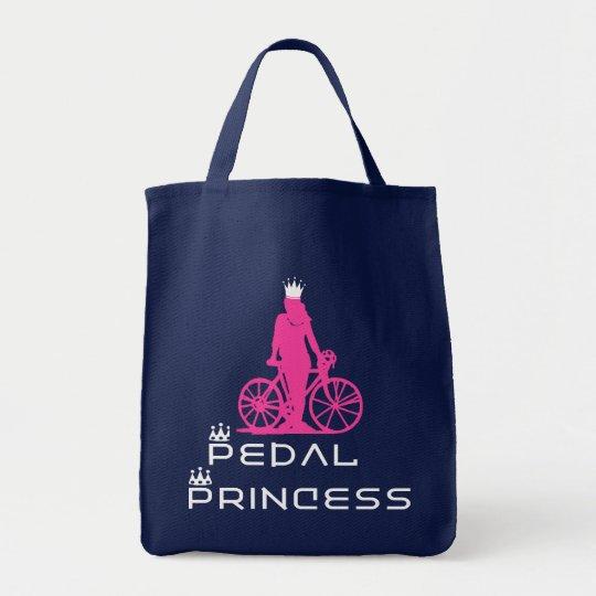 BikeChick Pedal Princess Tote Bag