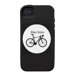 """Biker Babe"" Case-Mate iPhone 4 Covers"