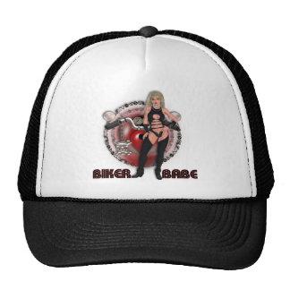 Biker Babe - Hat