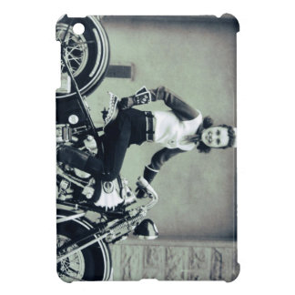 Biker Babe iPad Mini Case
