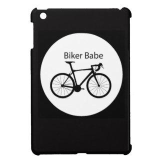 """Biker Babe"" Cover For The iPad Mini"