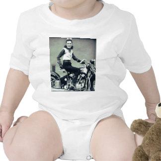 Biker Babe Bodysuits