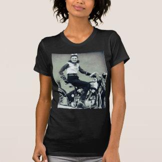 Biker Babe Tshirt