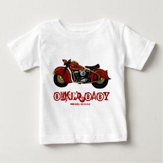 Biker baby funny t-shirt