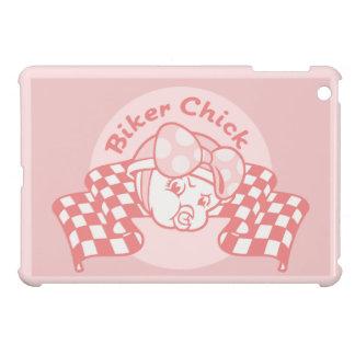 Biker Chick 914 Case For The iPad Mini