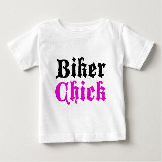 Biker Chick Baby T-Shirt