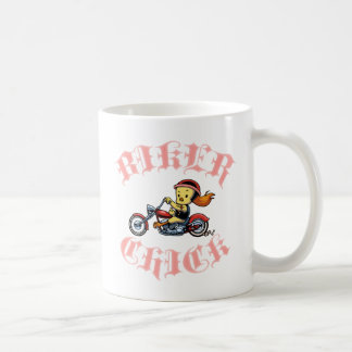 Biker Chick II Coffee Mug