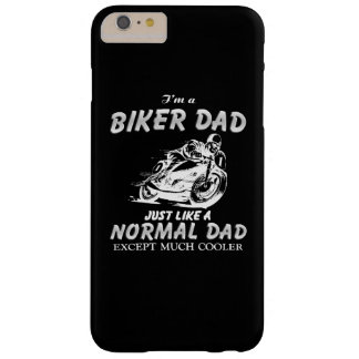 Biker DAD Barely There iPhone 6 Plus Case