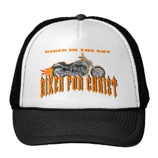 Biker For Christ Trucker Hat