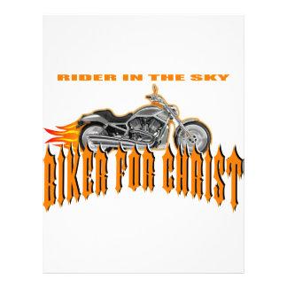 Biker For Christ Full Color Flyer