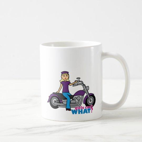 Biker - Light Coffee Mug