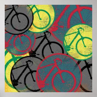 biker+room decorating poster
