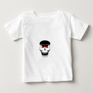 Biker Skull Baby T-Shirt