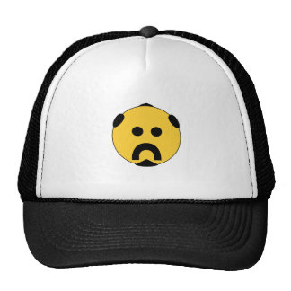 Biker Smiley Cap