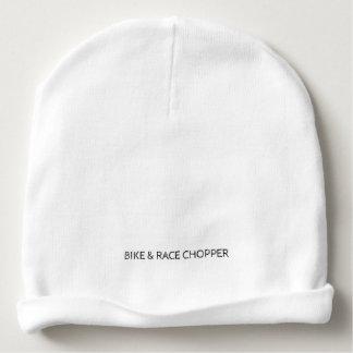 biker-style children's hat baby beanie