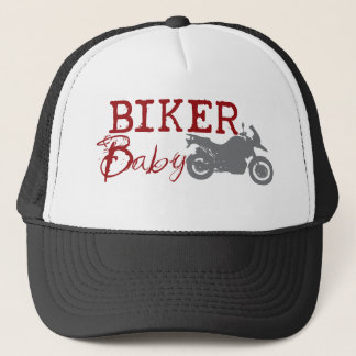 Biker Trucker Hat