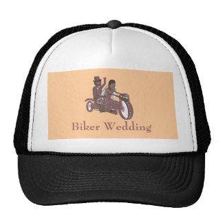 Biker Wedding Products Cap