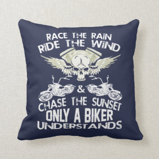 Bikers Code Cushion