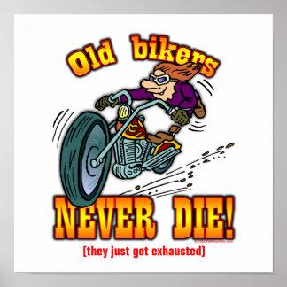 Bikers Poster
