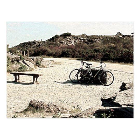 Bikes at Ease Postcard