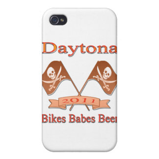 Bikes Babes Beer or iPhone 4 Cases