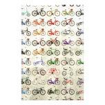 Bikes Stationery Design