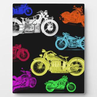 Bikezzz Display Plaque