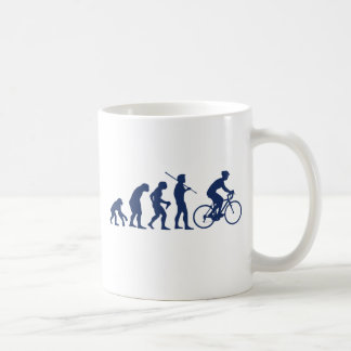 Biking Evolution Mug