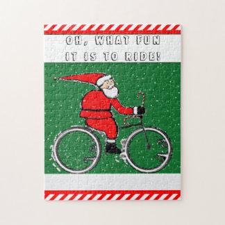 Biking Holidays Puzzle