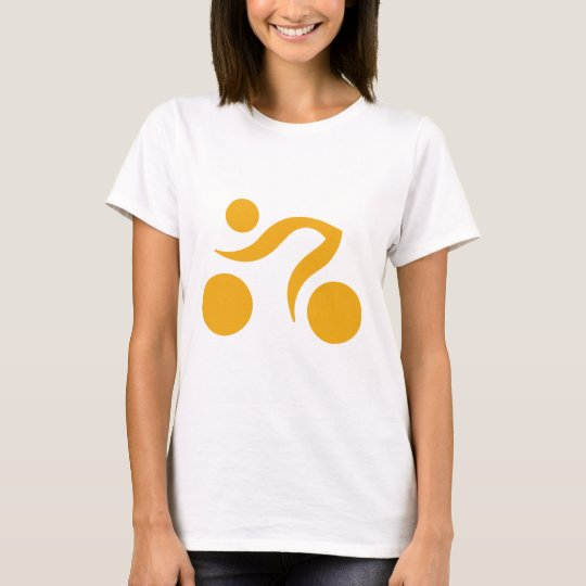 Biking logo T-Shirt