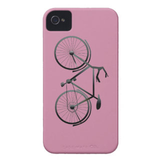 Biking on iPhone 4/4S Barely There Case iPhone 4 Cover
