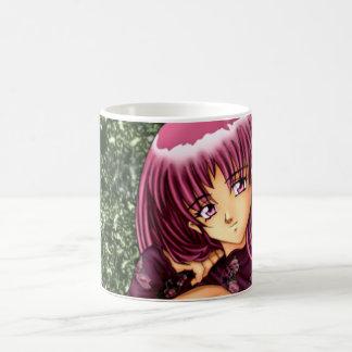 Bikini Anime Girl Coffee Mug