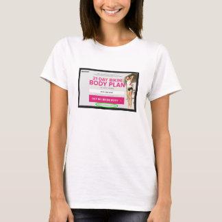 """""""Bikini body"""" Opt-Out Women's Small T-Shirt"""