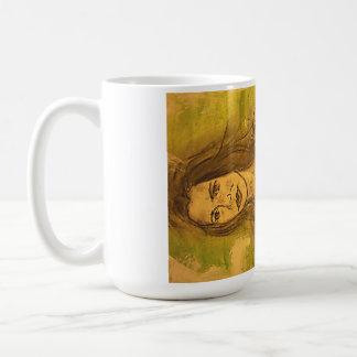 bikini girl art mugs