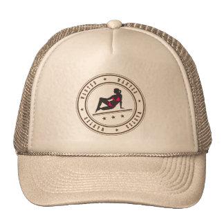 Bikini Girl Wanted Trucker Hats