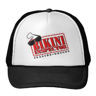bikini inspector cap