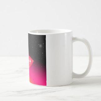 Bikini_Surfboard Coffee Mug